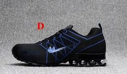 Wholesale Shox Athletic - Hot Sale Drop Shipping Famous Shox NZ Air Ultra 2018. 5 Shox Mens Athletic Sneakers Sports Running Shoes Size 36-45