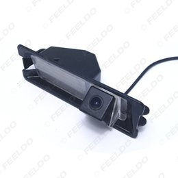 Wholesale Parks Renault - FEELDO Special Backup Rear View Car Camera For Nissan March Micra Renault Pulse Reverse Parking CameraSKU:#4556