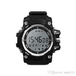 Wholesale Sports Diving Wrist Watch - IP68 Waterproof Smart Watch F2 Bluetooth 4.0 Sport SmartWatch Support 30M Diving Call Message Reminder 550mAh Wearable Devices