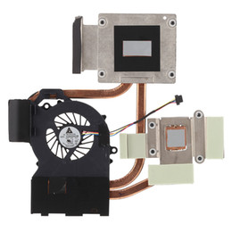Wholesale Fan Hp Laptop - CPU Cooling Fan Cooler & Heatsink for HP Pavilion DV6-6000 DV7-6000 Laptop PC 4 Pin 4-Wire