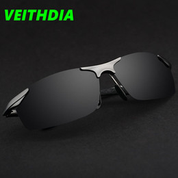 Wholesale Aluminum Classic - Aluminum Magnesium Brand Designer Polarized Sunglasses Mens Glasses Driving Sport Glasses Summer 2015 Classic Sale With Original Box