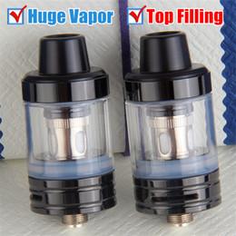 Succhi di vapore online-Ricarica originale TVR K1Tank con Delrin Drip Tip 2ML e-Juice Capacità Vapor enorme VS Cute Baby TFV8 Atomizzatore