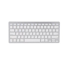 Wholesale Wireless Keyboard For Phone - Universal Wireless Bluetooth Keyboard 3.0 for iPad iPhone Mac Book Samsung Phones and Tablets with balck and white color X5