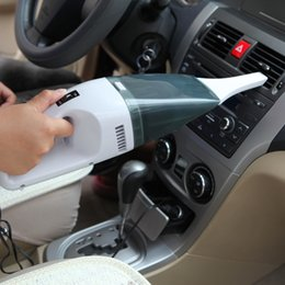 Wholesale Custom Cleaners - Wholesale-Quality Goods Custom High Power 60w Portable Car Vacuum Cleaner Portable And Wet And Dry Dual-use Car Vacuum Cleaner Free Shippi