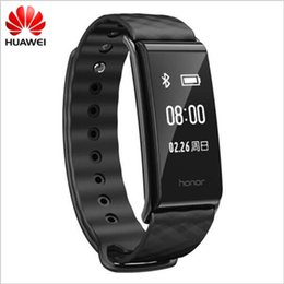 "Wholesale Band A2 - Original Huawei Honor A2 Smart Wristband 0.96"" OLED Screen Pulse Heart Rate Monitor IP67 Waterproof Fitness Tracker Smart Band"