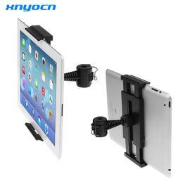 Ipad fahrzeughalter online-360 drehbare Tablet Halter Fahrzeug Kopfstütze Autotelefonhalter Auto Rücksitz Halterung für Huawei / Xiaomi / Tablet PC / für IPad