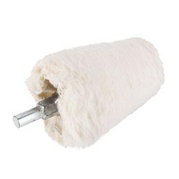 2019 подушки для пенополирования Wholesale- Foam Polishing Cone Shaped Polishing Pads For Wheels - Use with Power Drill Car Cleaning Tool дешево подушки для пенополирования