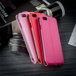 Wholesale note2 wallet cases - Fashion Style Up and Down Flip Wallet Leather Cell Phone Cover Case with Card Slots for xiaomi redmi note2