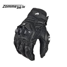 Wholesale Cooler Atv - Wholesale- Hot selling Cool motorcycle gloves moto racing gloves knight leather ride bike driving BMX ATV MTB bicycle cycling Motorbike