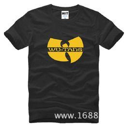 Wholesale Wu Tang Clan T Shirts - New Design Wu Tang Clan T Shirts Men Cotton Short Sleeve Cool Printed Men's T-Shirt Fashion Summer Male Hipster Hip Hop Top Tees