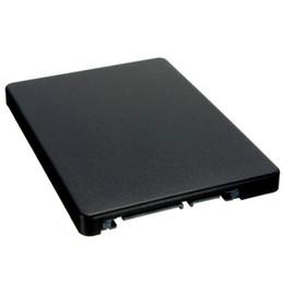 Prises sata en Ligne-Socle de clé B + M 2 Adaptateur SSD M.2 NGFF (SATA) à 2,5 SATA avec boîtier rapide