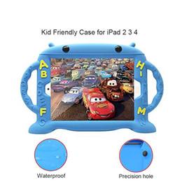 Coloré Kawaii Housse de protection en gel silicone souple pour iPad 2 3 4 Mini 1 2 3 4 Air 1 2 Tablette iPad Housses antichoc Universal Kids Children ? partir de fabricateur