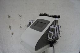 Wholesale Tripolar Radio Frequency Equipment - Radio Frequency Bipolar Tripolar Ultrasonic Cellulite Removal Cavitation Slimming Machine Vacuum laser lipolysis Weight Loss Equipment