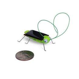 Wholesale Solar Powered Crickets - New Solar Power Energy Crazy Grasshopper Cricket Toy