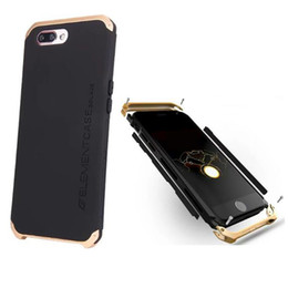 Wholesale Metal Case For Xiaomi - Luxury Metal PC Case Full Protection Soft Shell Anti-Slip For iPhone X 8 7 6s plus Samsung s7 s8 plus Huawei P9 10 XIAOMI Retail Package