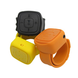 Wholesale mp3 only - Wholesale- Portable MP3 Player Sport Mp3 Player Bracelet Music Player With TF Card Slot Electronic Products (only a mp3)