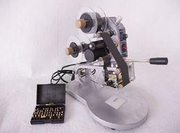 Wholesale Hot Code Printer - Manual Hot Foil Stamp Date Coder label printer ribbon coding machine