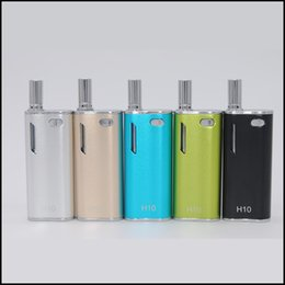 Wholesale Multi Connector Kit - Genuine Hibron H10 Vape Kit with 650mAh Box Mod 0.8ml Upgraded CE3 Thick Oil Vaporizer Pen Cartridges Magnetic Connector