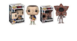 Wholesale Good Things - LilyToyFirm Funko POP Stranger Things Action Figure Eleven with Eggos Chase Variant Vinyl Collectible Model Toys Gift