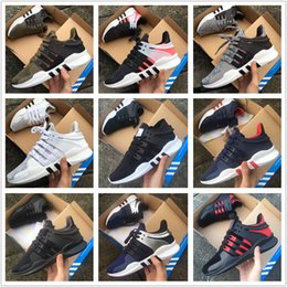 Wholesale Cut Out Mesh - Adidas Originals Arrival Ultra Boost EQT Support Future Boost 93 17 White black pink Man women sport shoes Sneakers Running Shoes Size 36-45