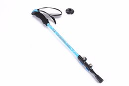 Wholesale Rod Grips - Wholesale- POINT BREAK Pioneer Brave Heart Carbon Super Light Speed Lock Cane Alpenstock Feeding Rod Package