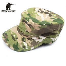 Wholesale Outdoor Table Accessories - Wholesale- Tactical Baseball Cap Men Camouflage Outdoor Cap Adjustable Visor Army Sun Hat Man And woman Hats US Navy Accessories