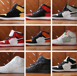 Wholesale Basketball Backboard Sizes - Wholesale 2017 hot sale air retro I BANNED 2016 RELEASE SHATTERED BACKBOARD AWAY men basketball shoes size eur 36-47 free shipping