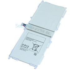 6800мач / 25.84 ч ЕВ-BT530FBC замена 3.8 В постоянного тока литий-полимерный аккумулятор для вкладке Галактики Samsung таблетки 4 10.1