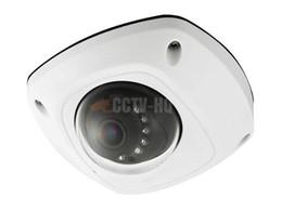 Wholesale Onvif Dome - Original English Version Hikvision DS-2CD2542FWD-IWS 4MP 2.8mm Lens 1080P ONVIF 120DB WDR MINI Wireless Dome Camera