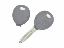 Wholesale Transponder Shells - New Transponder Key Shell Remote Key Case For Chrysler Dodge Jeep and Mitsubishi