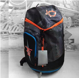 Wholesale Hot Selling Cell Phones - 2017 sell like hot cakes American Durant Basketball Bag Thunder Sports Shoulder Bag KD Computer Bag