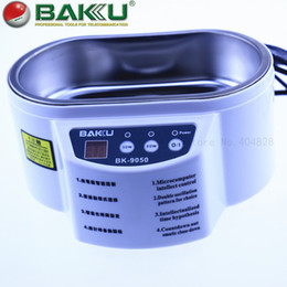Wholesale Mcu Digital - MCU Intelligent Drive Ultrasonic Cleaner BK-9050 digital display
