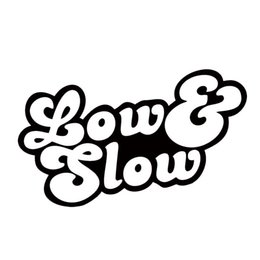 Wholesale Low Car Stickers - New Style Car Styling For Aufkleber Low & Slow Black White Sticker Tuning Fun US Personality Cartoon Vinyl Decal