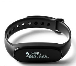 Wholesale Blood Test Meter - Smart Sports Bracelet Bluetooth Health Waterproof Running Pedometer Watch Wristband For iPhone And android Heart Hate Blood Oxygen Test B5