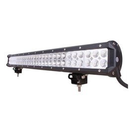 Wholesale Cree Led Lighting For Motorcycles - 180W 28inch Cree LED Work Light Bar Flood Spot Combo Beam for Motorcycle Tractor Boat Off Road 4WD 4x4 Truck SUV ATV IP67