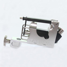 Wholesale Stealth Rotary Tattoo Machines Kits - Wholesale-2015 New Stealth II Rotary Tattoo Motor Machine Gun Liner Shader for Tattoo Kits Supply silver Color