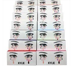 Wholesale Thick Individual Eyelashes - New Arrival Kylie false eyelashes handmade natural fake eye lash extension long thick eye makeup tool