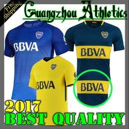 Wholesale Boca Juniors Shorts - 2017 2018 Boca Juniors Jersey Home Away 3RD 17 18 Boca Juniors GAGO OSVALDO CARLITOS PEREZ P shirt