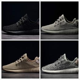 Wholesale Footwear Winter Women - Newest Boost 350 V1 Pirate Black 350 Low men women Shoes Fasion Basketball Shoes Outdoor Sports Footwear Shoes Sneaker Season One Shoe