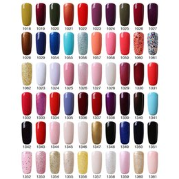 Wholesale Nail Polish Colors For Sale - Beau UV Nail Pick 10 Colors Hot Sale Manicure Long-lasting Soak Off Gel Lacquer Polish for Nail Makeup