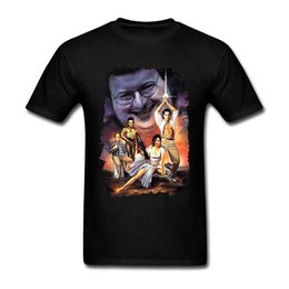 Wholesale War Poster - Men's Seinfeld Wars Poster Art T Shirt