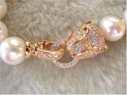 Wholesale Genuine Sea Pearls - 10-11MM AAA++ GENUINE WHITE SOUTH SEA AKOYA PEARL NECKLACE