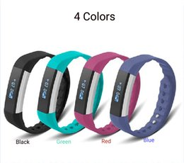 Wholesale Green German - 2017 Fitness Tracker New Arrival Bluetooth 4.0 Mcro-K Plus Heart Rate Wristband fitbit SportBracelet Bracelet for IOS & Android Waterproof