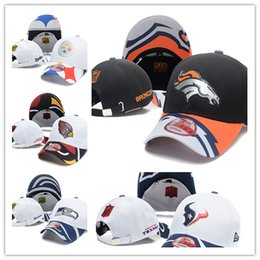 Wholesale Sports Adjustable Snapbacks Caps - Top Sale Cheap free shipping style New England Snapback Caps Adjustable All Team football Hats Hip Hop Snapbacks Players Sports hats