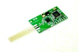 Wholesale Rf Transceiver Module 433mhz - CC1101 RS232 RF Wireless Transmission Transceiver Module 433MHZ