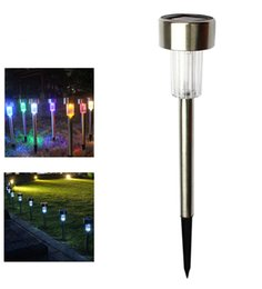 Wholesale Cheap Outdoor Garden Lights - Cheap LED Solar Lights Sun Lawn Light Garden Solar Panel Lamp Decoration Solar Lights Street Light Outdoor Luminaria Lighting