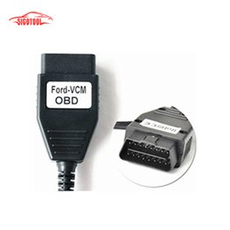 Wholesale Autel Cables - OBD2 Diagnostic Scanner FORD VCM Cable FORD VCM OBD For FORD Mazda CNP Ford VCM OBD Focom