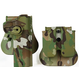 Wholesale Holster Polymer - Tactical Holster Pouch For Right Hand 1911 Polymer Rifle Gun