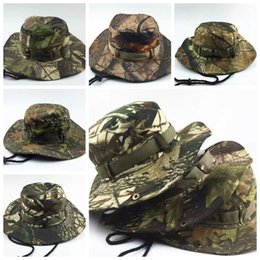 Wholesale Fitted Tactical Hats - 5 Colors Tactical Airsoft Sniper Camouflage Beanies Militares Army Mens Military Hiking Hats Summer Fishing Caps CCA6966 50pcs