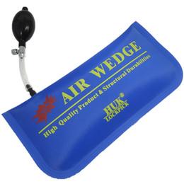 sas de voiture Promotion HUK Pompe Wedge Serrurerie Outils Auto Big Air Wedge Airbag Serrure Pick Set Open Car porte livraison gratuite